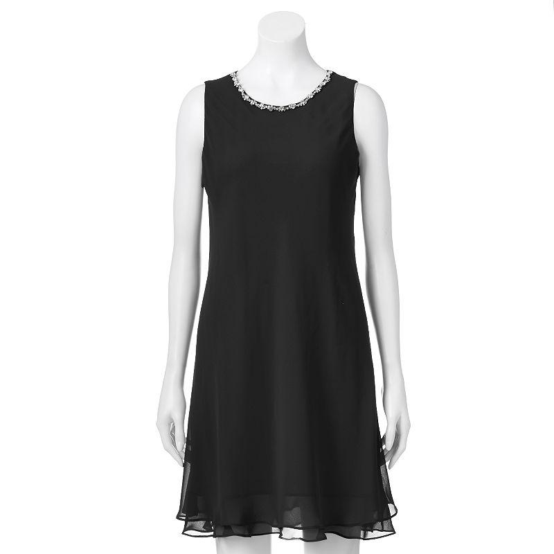Women's MSK Embellished Shift Dress