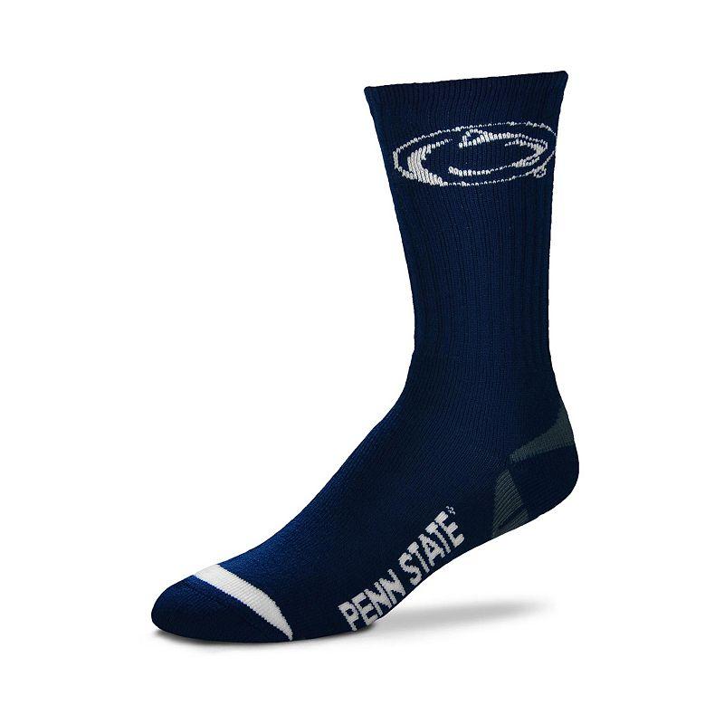 Men's For Bare Feet Penn State Nittany Lions Vortex Crew Socks