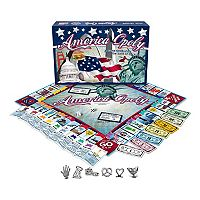 America-opoly Game by Late For The Sky