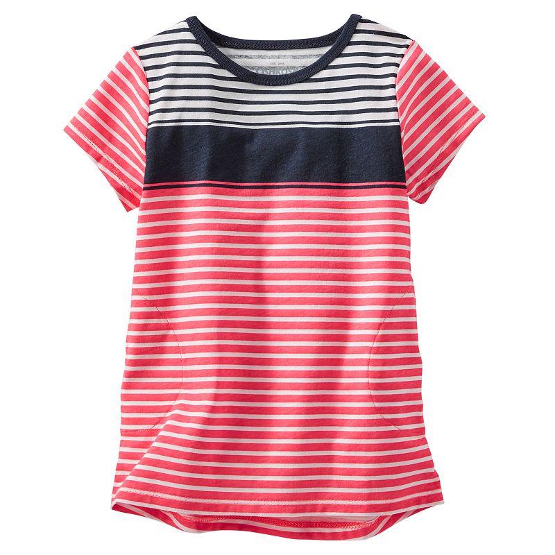 Toddler Girl OshKosh B'gosh® Striped Tunic