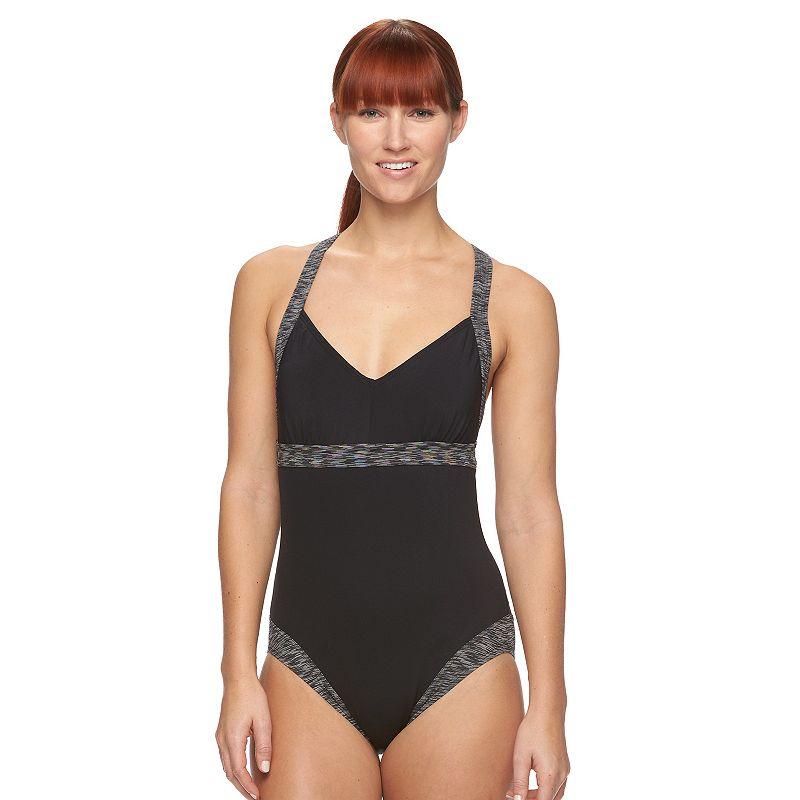 Women's TYR Space-Dye One-Piece Swimsuit