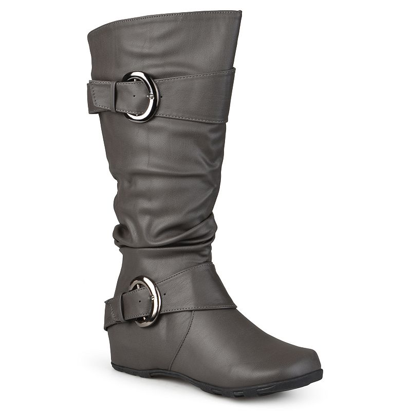 Journee Collection Paris Women's Extra Wide Calf Boots