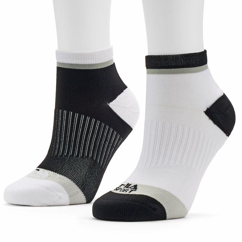 Women's FILA SPORT® 2-pk. Quarter Socks