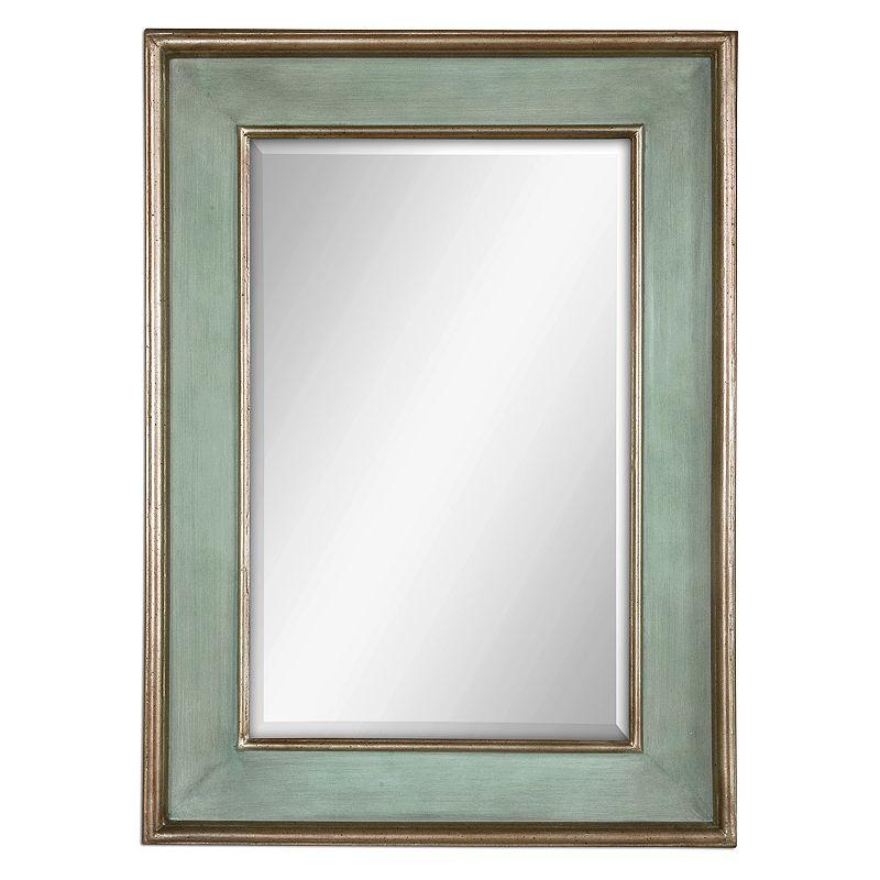 Ogden Blue Wall Mirror