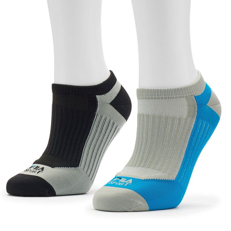 Women's FILA SPORT® 2-pk. Aerator Mesh Low Cut Socks