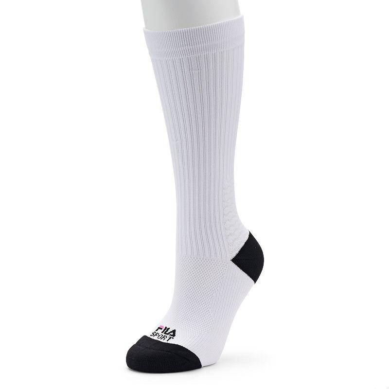 Women's FILA SPORT® Compression Crew Socks