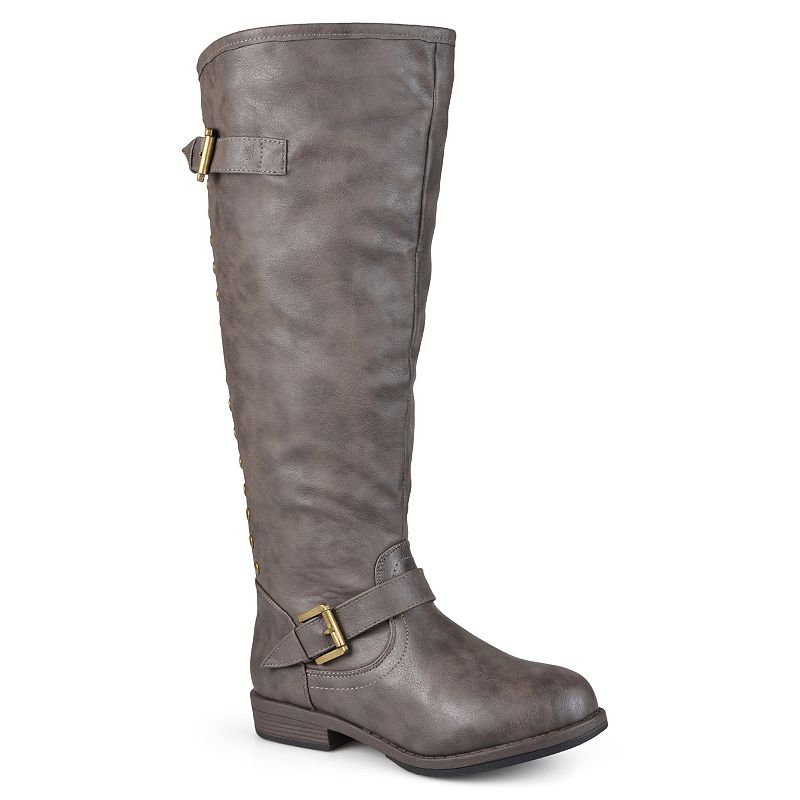 Journee Collection Spokane Women's Extra Wide Calf Boots