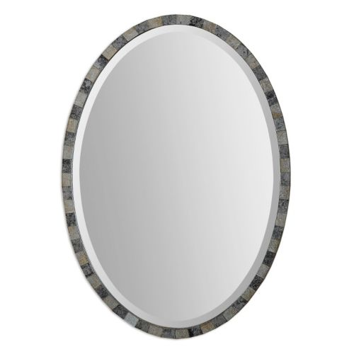 Paredes Oval Wall Mirror