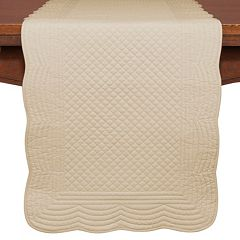 KAF HOME Boutis Table Runner 14\ by
