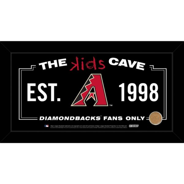 Steiner Sports Arizona Diamondbacks 10