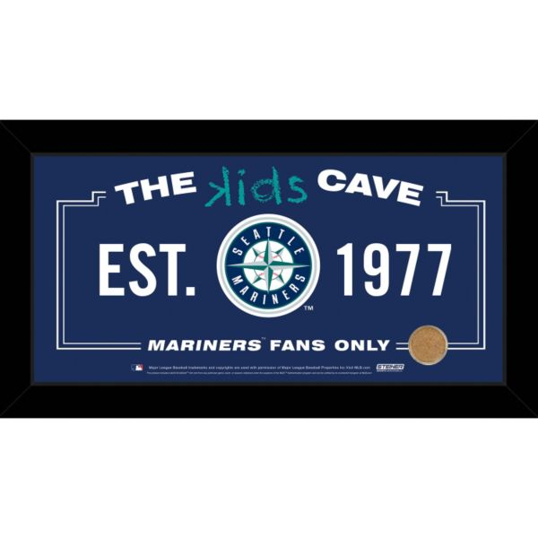 Steiner Sports Seattle Mariners 10