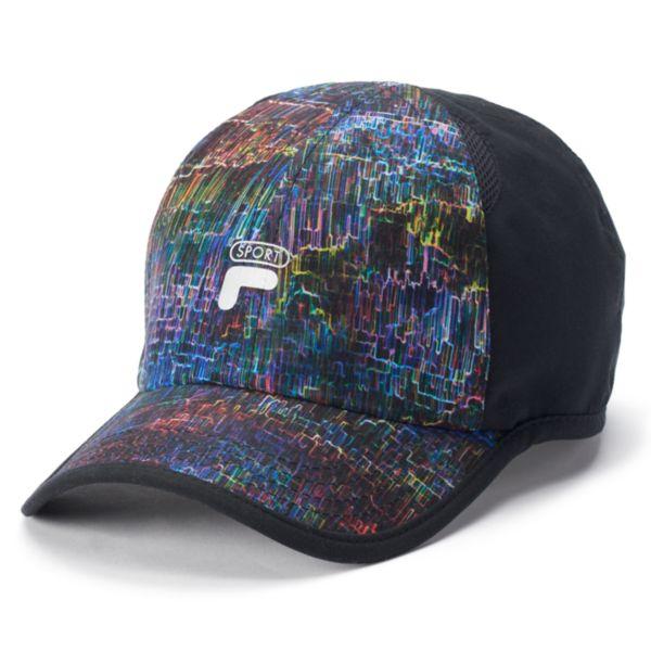 Women's FILA SPORT® Abstract Baseball Hat