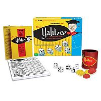 Classic Yahtzee by Winning Moves
