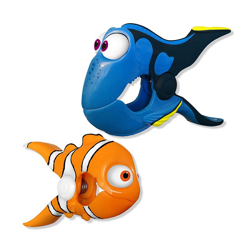 Boca Clips Disney / Pixar Finding Nemo 2-pack Clips