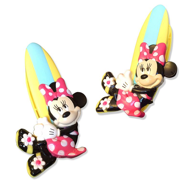 Boca Clips 2-pack Disney's Minnie Mouse Clips