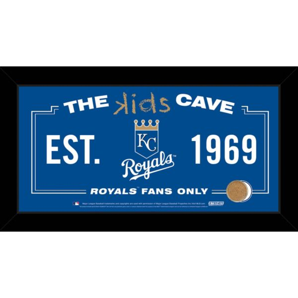Steiner Sports Kansas City Royals 10