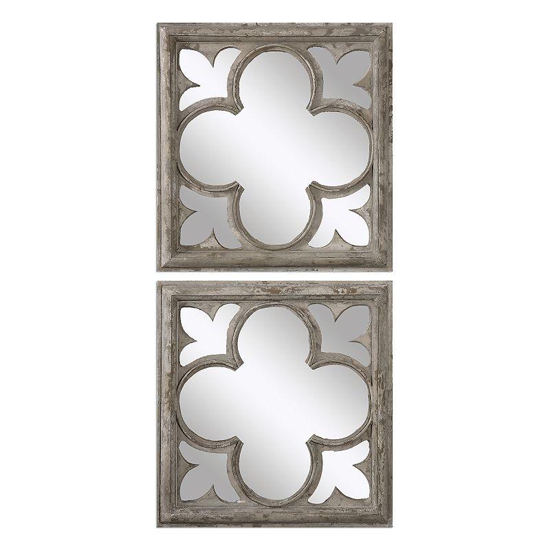 Vellauni Wall Mirror 2-piece Set