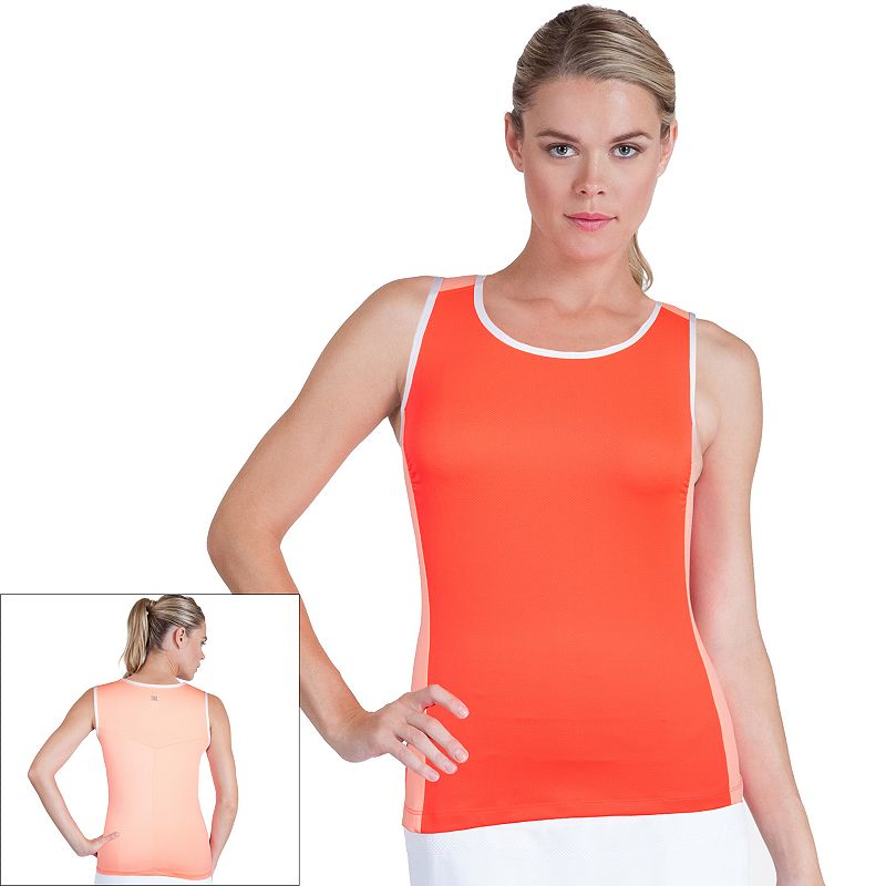 Women's Tail Scoopneck Tennis Tank