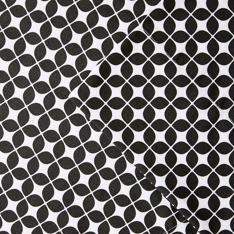 Intelligent Design Lita Print Microfiber Sheet Set