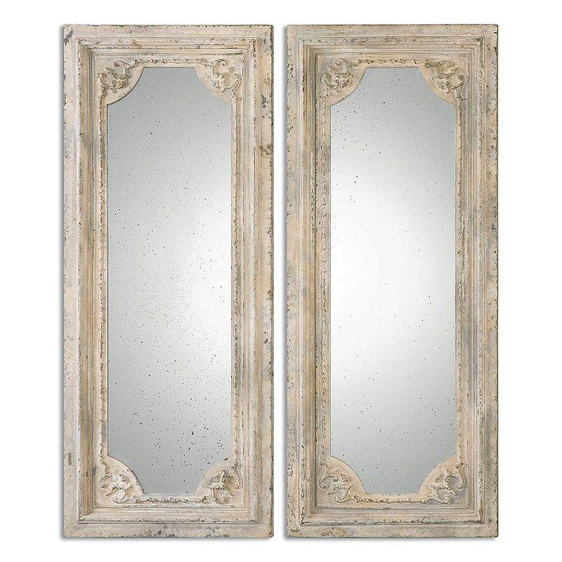 Rapallo Wall Mirror 2-piece Set