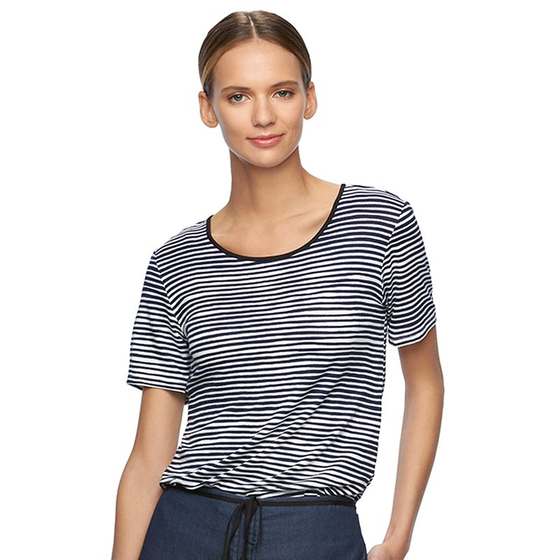 Women's REED Striped Tee