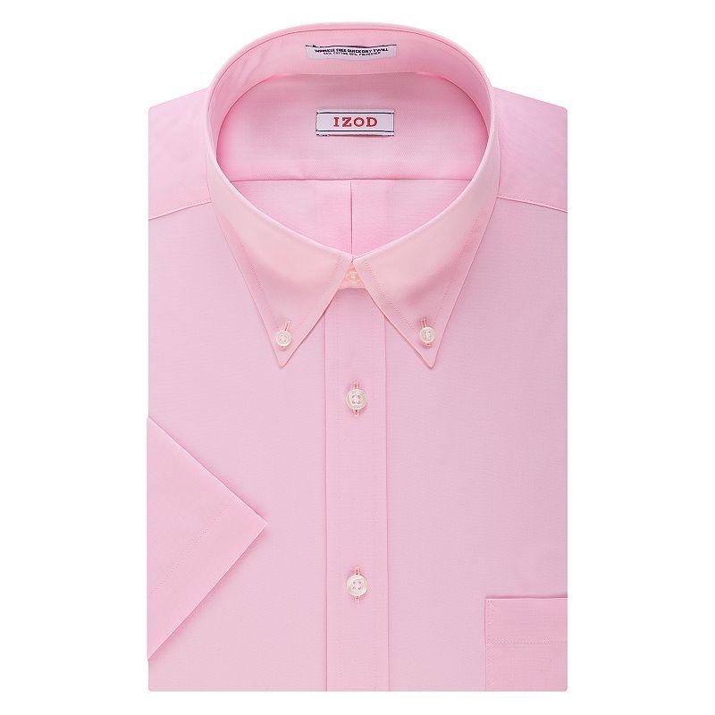 Men's IZOD Regular-Fit Wrinkle-Free Dress Shirt