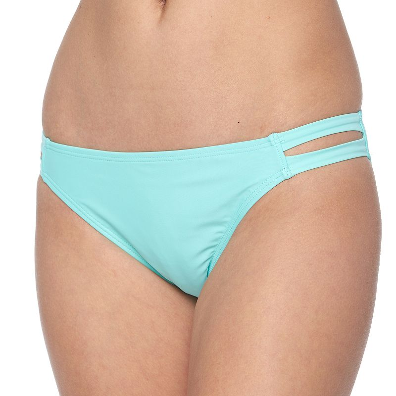 Juniors' In Mocean Hipster Bikini Bottoms