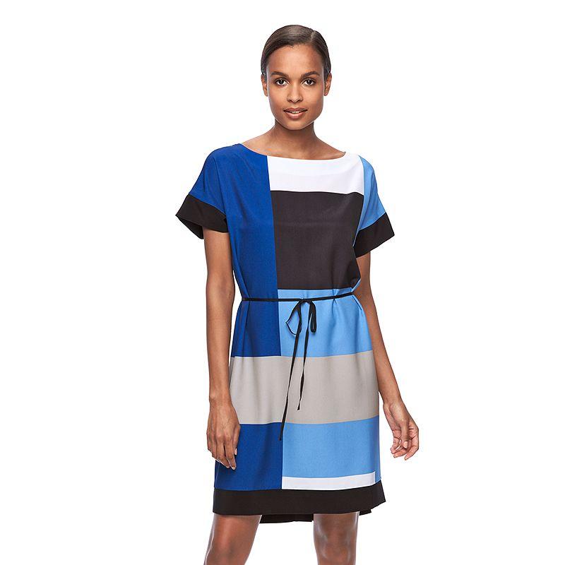 Women's REED Colorblock Shift Dress