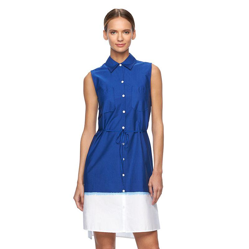 Women's REED Dip-Dye Shirtdress