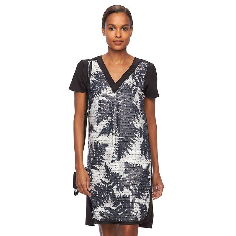 Women's REED Fern Paillette Sheath Dress