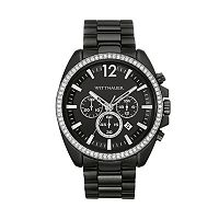 Wittnauer Men's Crystal Stainless Steel Chronograph Watch - WN3028