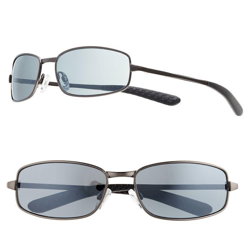 Men's Tek Gear Rectangular Sunglasses