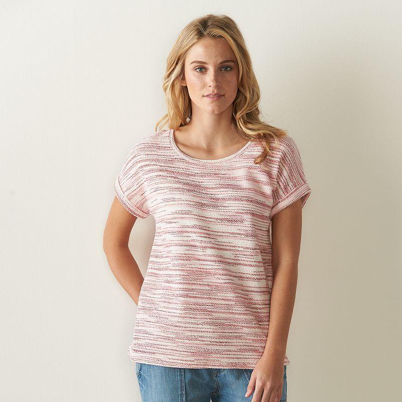 Women's SONOMA Goods for Life™ Dolman French Terry Sweatshirt