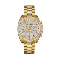 Wittnauer Women's Crystal Stainless Steel Chronograph Watch - WN4043