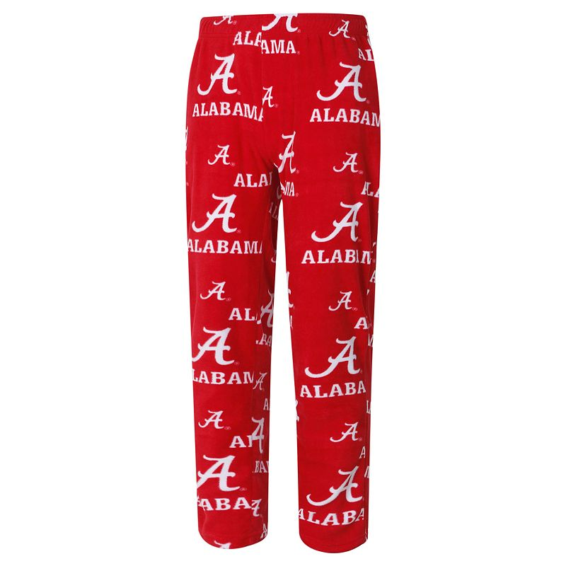 Men's Alabama Crimson Tide Fleece Lounge Pants