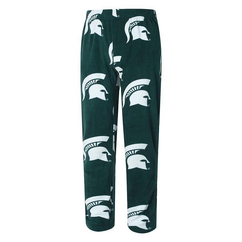Men's Michigan State Spartans Fleece Lounge Pants