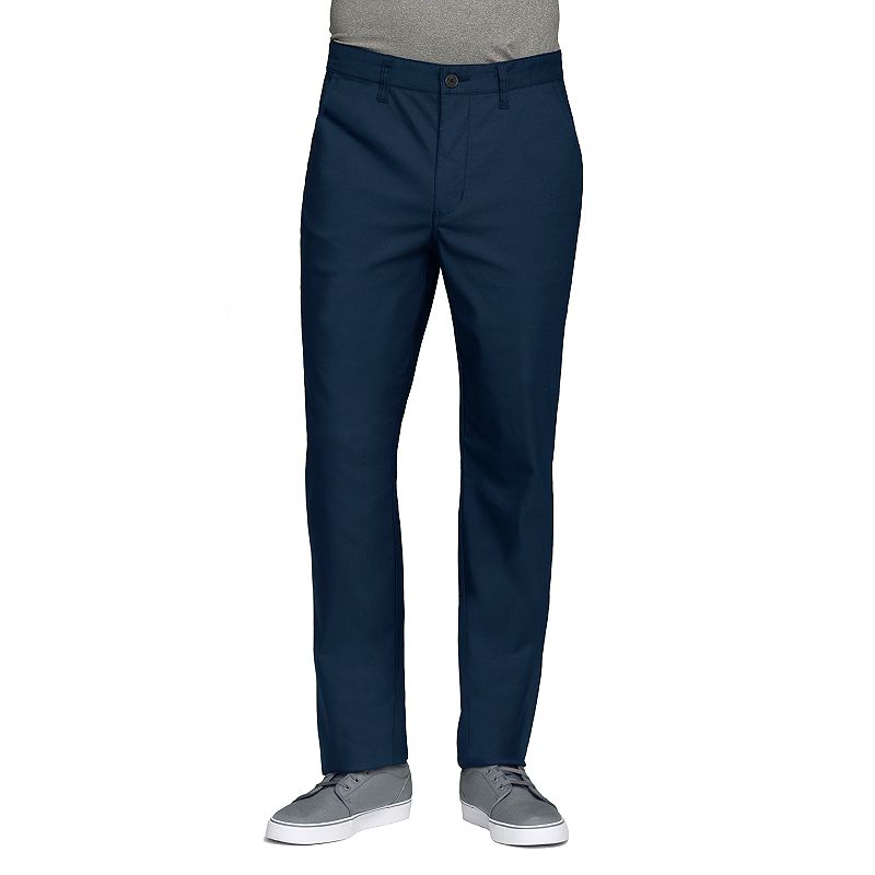 Men's CoolKeep Straight-Fit Performance Trousers