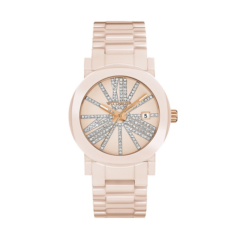 Wittnauer Women's Crystal Ceramic Watch - WN4071