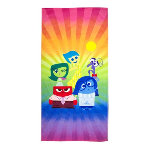 Disney Inside Out Dream Big Beach Towel