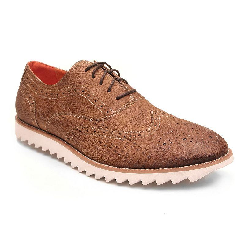 Banana Blues Men's Wingtip Oxford Shoes
