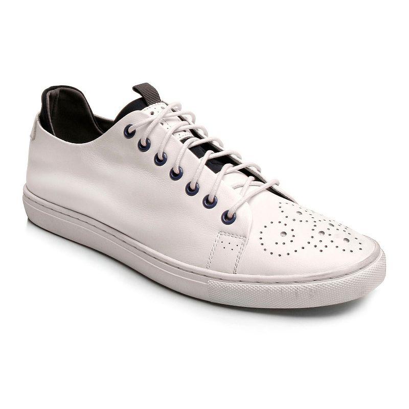 Banana Blues Men's Leather Sneakers
