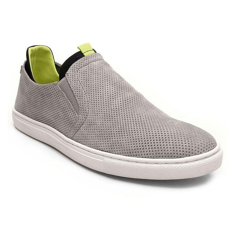 Banana Blues Men's Leather Slip-On Sneakers