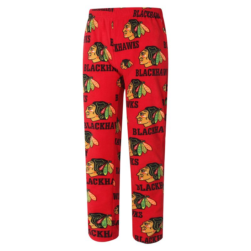 Men's Chicago Blackhawks Fleece Lounge Pants