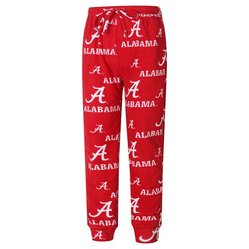 Men's Alabama Crimson Tide Fleece Jogger Lounge Pants