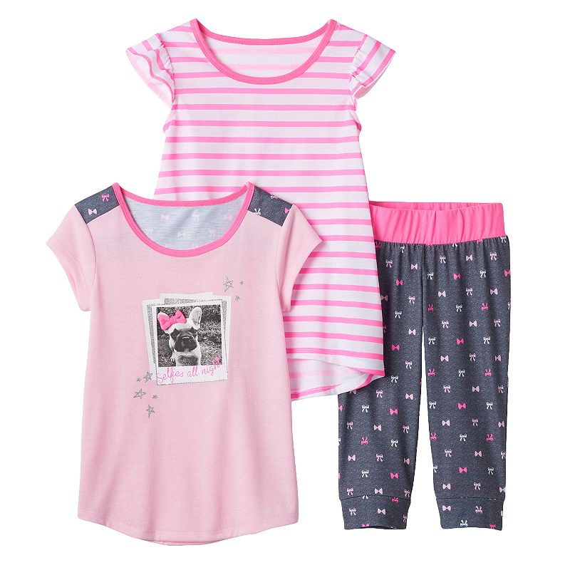 Girls 4-16 SO® Tee & Leggings Set