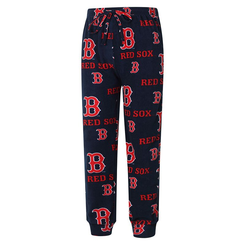 Men's Boston Red Sox Fleece Jogger Lounge Pants