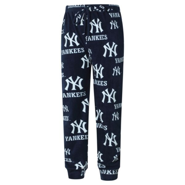 Men's New York Yankees Fleece Jogger Lounge Pants