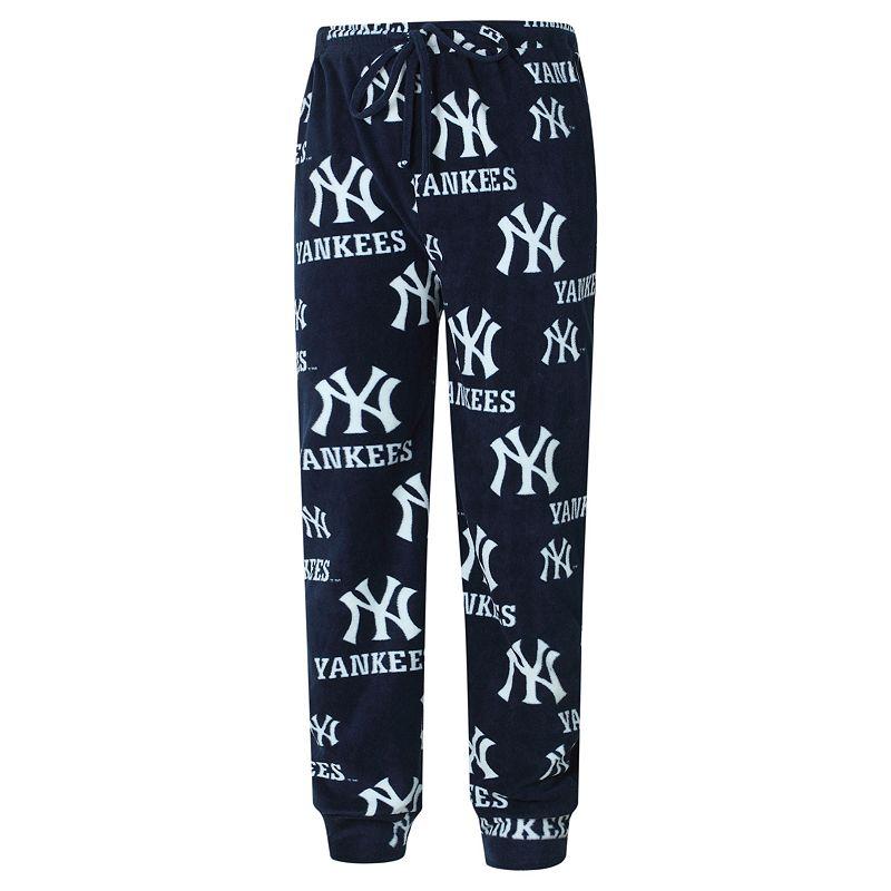 Men's New York Yankees Fleece Jogger Lounge Pants