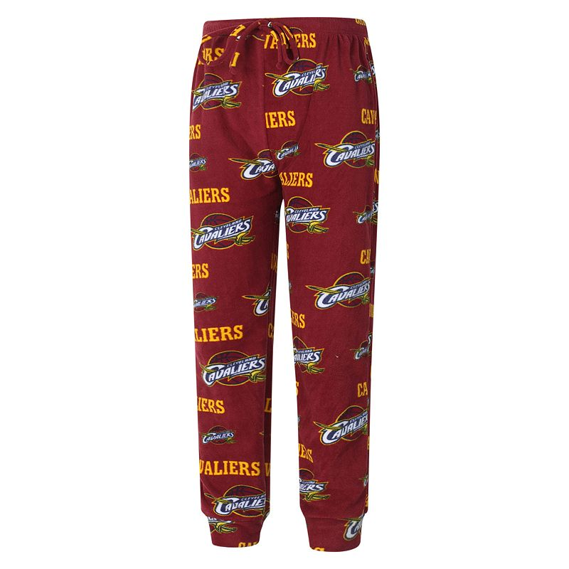 Men's Cleveland Cavaliers Fleece Jogger Lounge Pants