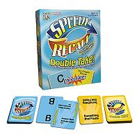 Speedy Recall DoubleTake Game by Maranda Enterprises, LLC